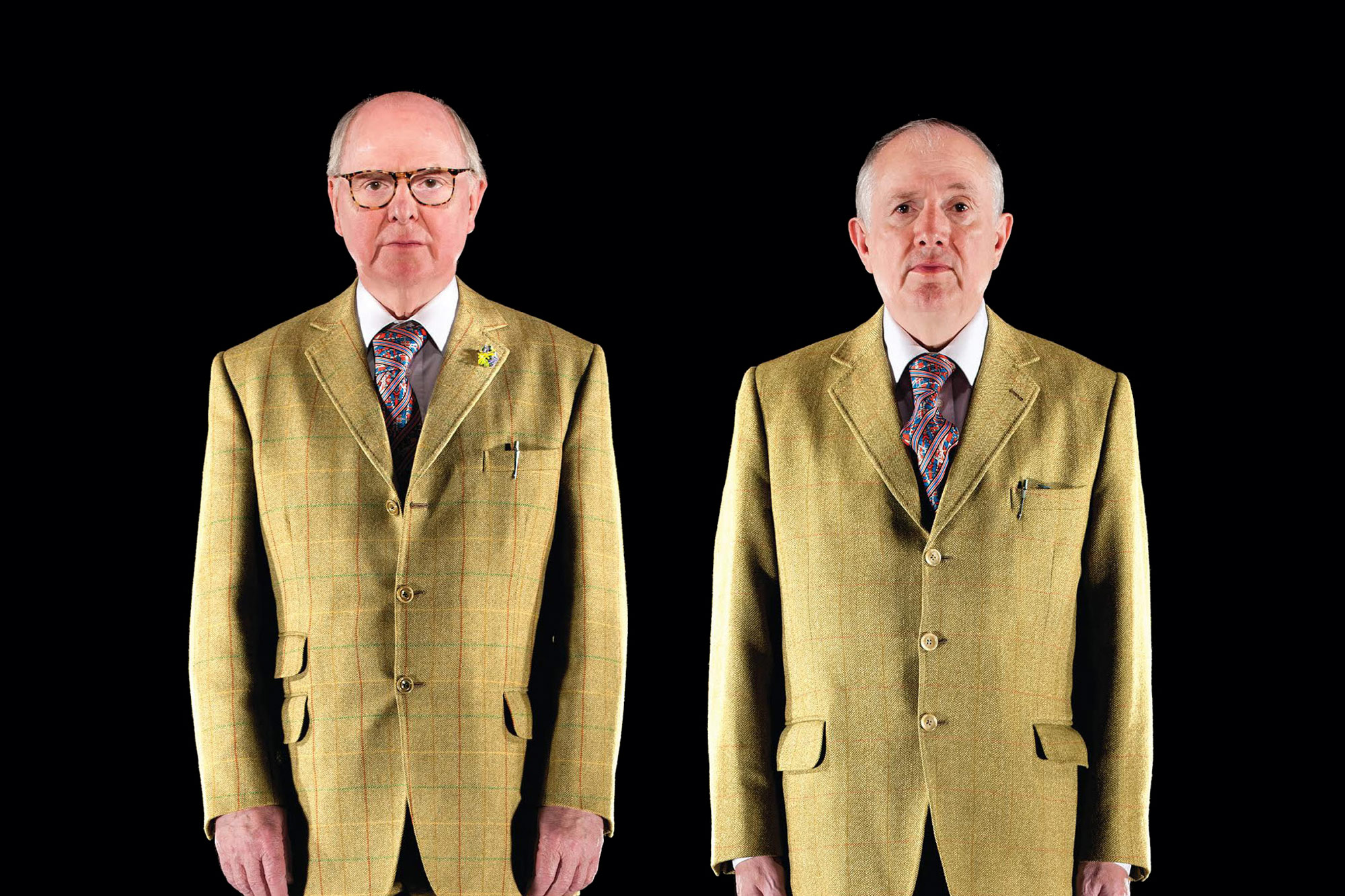 Gilbert & George: The Art Exhibition – Past Exhibitions