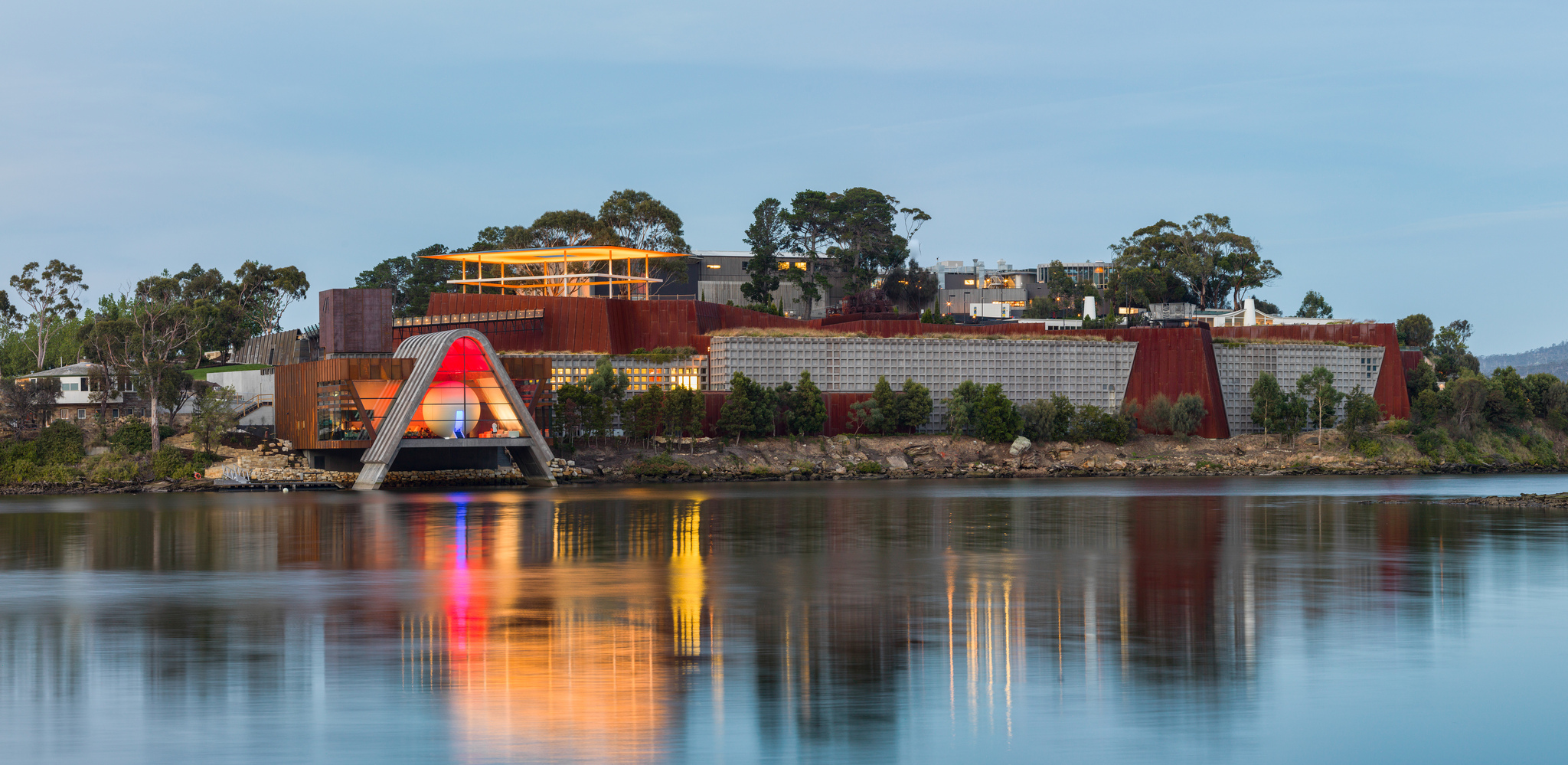 Museum of Old and New Art | Hobart, Tasmania