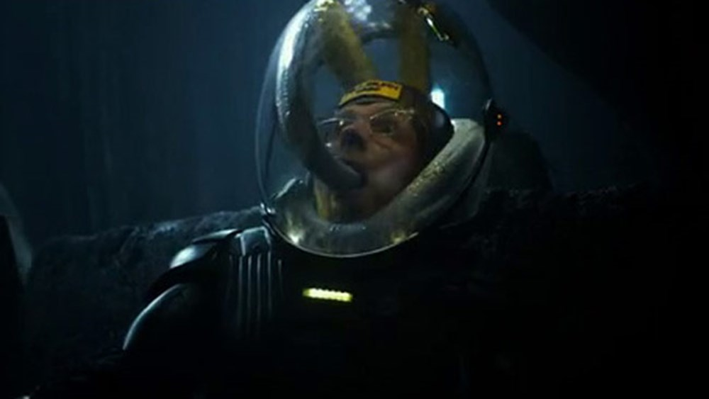 Scene from 'Prometheus'