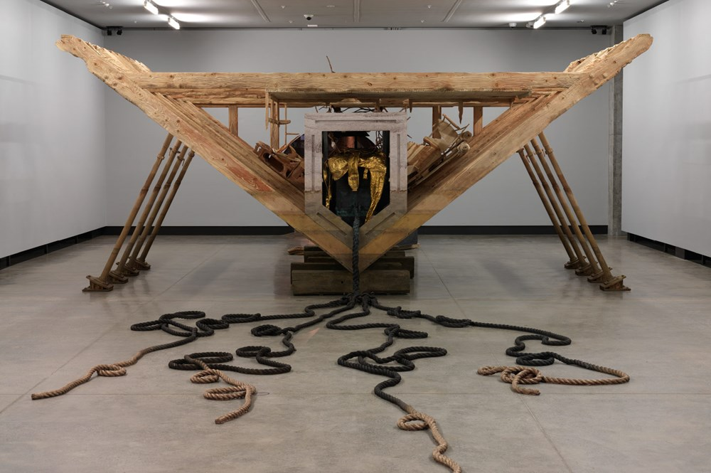 Boat of Ra, Matthew Barney